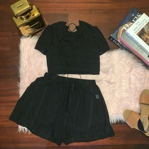 Two Piece short set